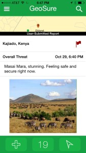 kenya user submitted report