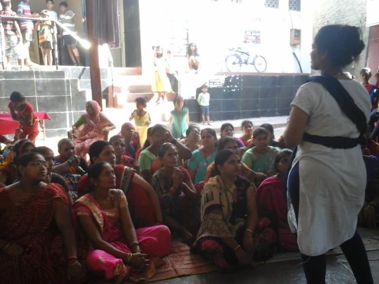 Ankita from Vacha Telling a Story