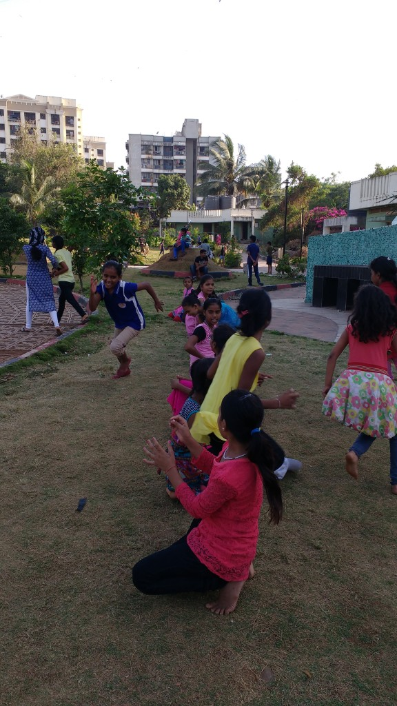 Kho Kho - In Action!