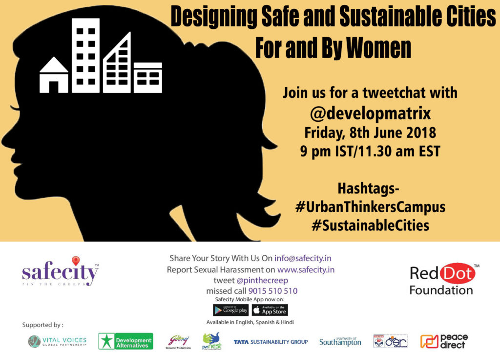 Designing Safe and Sustainable Cities For and By Women | Safecity