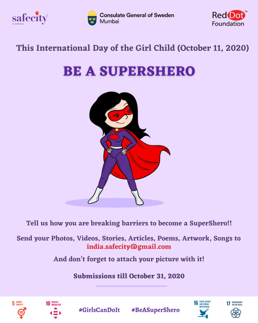 Be A SuperShero